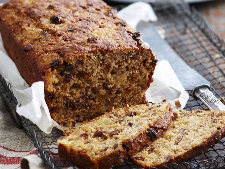Everday Food - Country Comfort - Boiled Pineapple fruit loaf