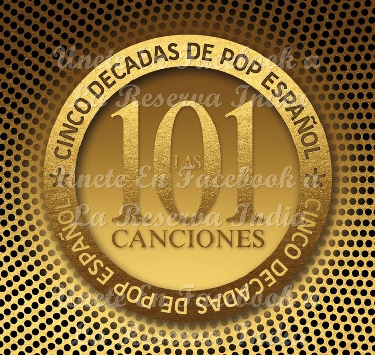 Las 101 canciones – Cinco décadas de Pop Español 2014 Las 101 canciones – Cinco décadas de Pop Español CD 1: 01. Quisiera ser – Dúo Dinámico 02. Flamenco – Los Brincos 03. Yo soy aquél – Raphael 04....