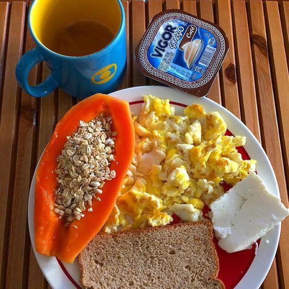 Диета только с завтраками