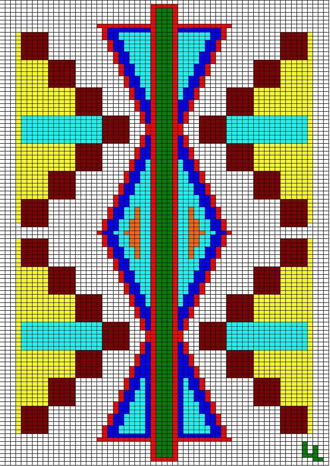 Free Abd Easy Bead Pattern Arts Amp Crafts For The