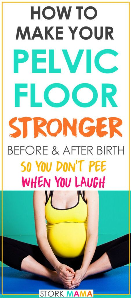 Want to avoid being incontinent or having a prolapse. Your pelvic floor exercises for women are that important. Pregnancy and birth put a lot of strain on that area and can affect your future health. Learn how to make your pelvic floor strong with kegels during pregnancy and postpartum. Pelvic Floor Exercises During Pregnancy and After Birth   Stork Mama