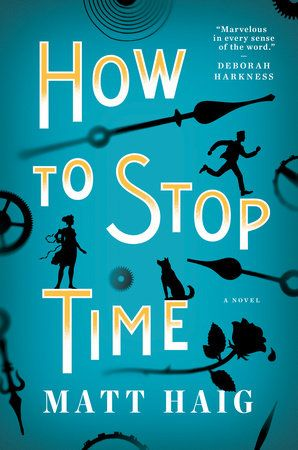 "Oh, lovers of time travel, this one's for you! ""How to Stop Time"" takes you from century to century through the eyes of a 400 year-old man. It is a terrific read."