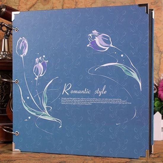 Romantic Style Cute DIY Polaroid Photo Album Baby Family Wedding Love