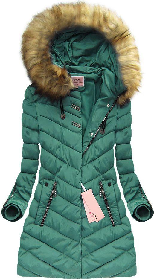 canada goose płaszcz puchowe zielone