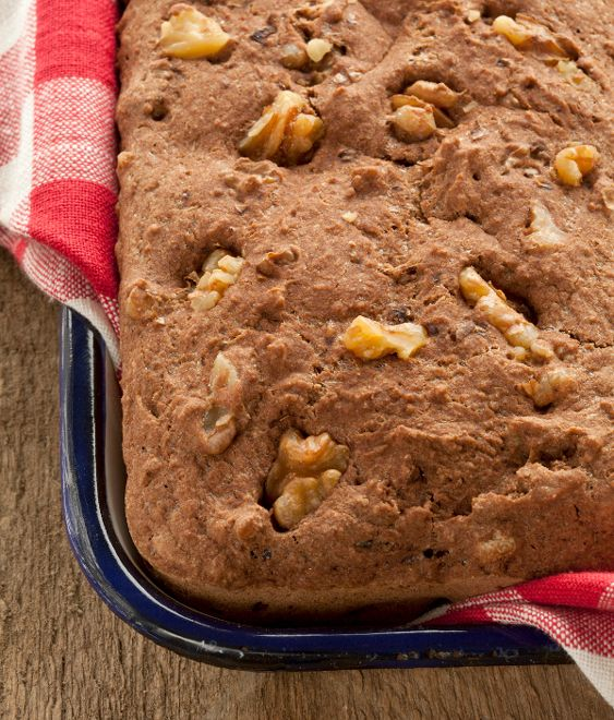From Naturally Sweet & Gluten Free, photo by Celine Saki I am so excited to have Ricki Heller here with us today! Not only is she sharing an amazing Cinnamon Walnut Loaf with us, but she was also kind enough to take the time to answer some questions about her new book and allergy friendly baking. Some of you might remember Ricki, who shared these muffins and this salad with us before. For those of you who don't know her, you can thank me now for the introduction. Not only is she one of the…