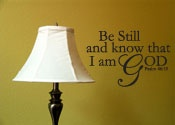 Shop for Christian Wall Decals & Wall Stickers at ChristianStatements.com | Vinyl Wall Decals Store