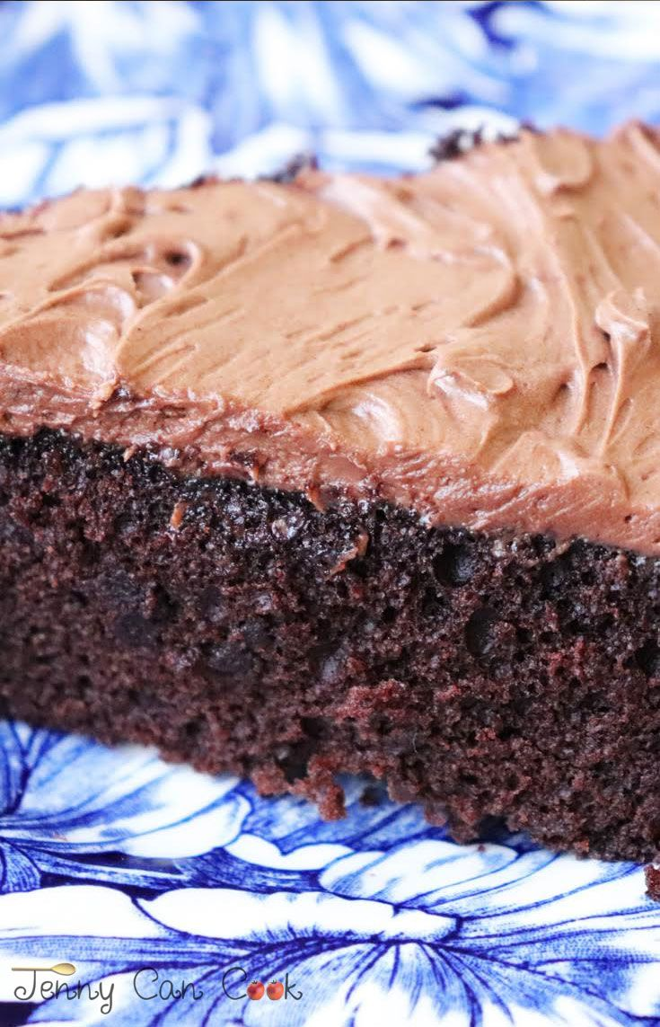 Quick Easy Chocolate Cake Recipe In 2020 Chocolate Cake