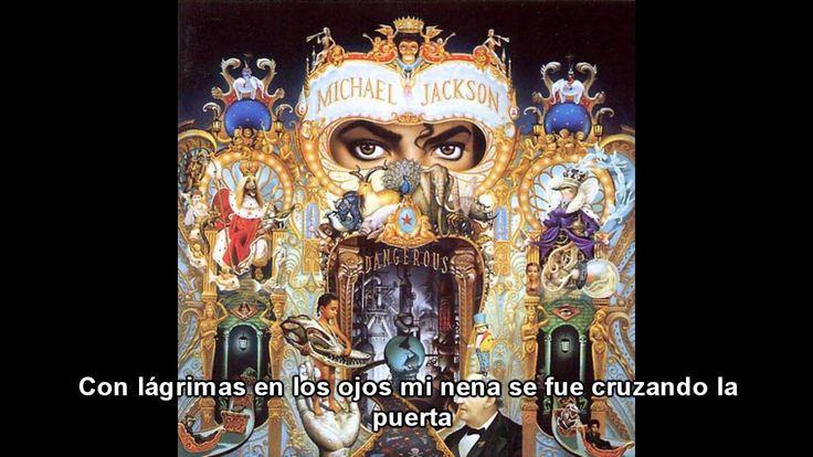 Michael Jackson Dangerous subtitulos en español