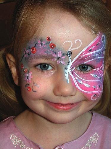 Fotos de  PINTACARITAS:Aprende maquillaje infantil con este practico manual $90 pesos