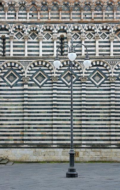 Hypnotic Stripes, San Giovanni Fuorcivitas, Pistoia, Italy