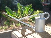 Haws Long Reach Watering Can 8.8L from The Garden Tool Shop  www.gardentoolshop.com.au