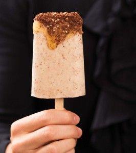 Chocolate+and+Almond+Dukkah+Frozen+Yoghurt
