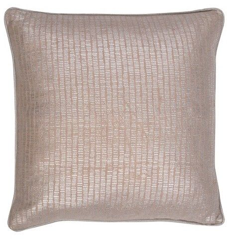 Jaipur Metallic Throw Pillow