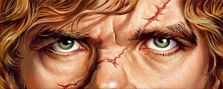 Game of Thrones (GOT) example #100: Tyrion Lannister (Game of Thrones) - Jason Edmiston