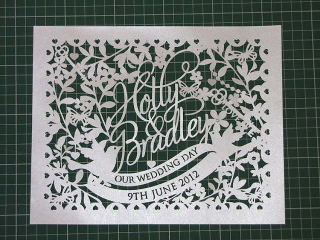 Paper cuts are pretty!!!