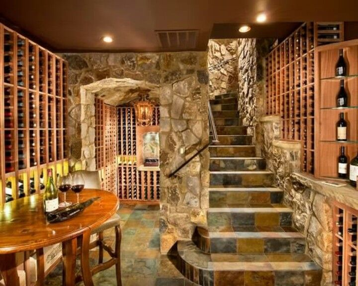 Awesome Wine Cellar Chic Home Design Pinterest Wine