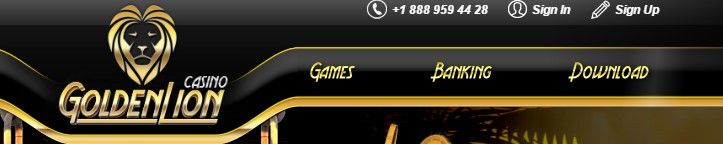 Golden Lion Casino 50 Euro Bedava Bonus