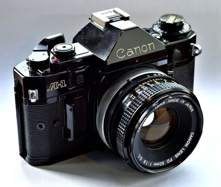 How to Use a Canon A 1 35mm Camera.    I have one of these cameras and they are awesome.