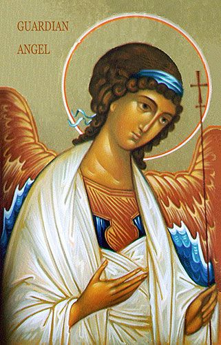 ~The Three Prayers: Feast of the Guardian Angels