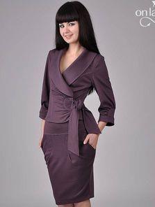 Купить деловой костюм женский итальянский