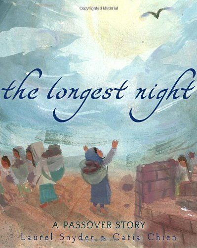 The Longest Night: A Passover Story by Laurel Snyder,http://www.amazon.com/dp/0375869425/ref=cm_sw_r_pi_dp_LRfrtb1E6GZXCYQN