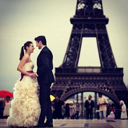 #matrimonio #parigi