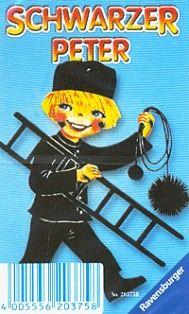 Schwarzer Peter  ~ ein lustiges Kartenspiel