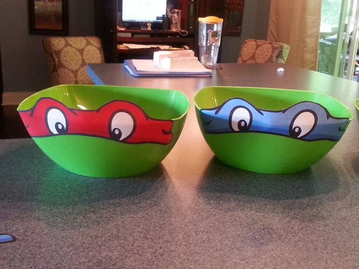 Chip bowl ideas