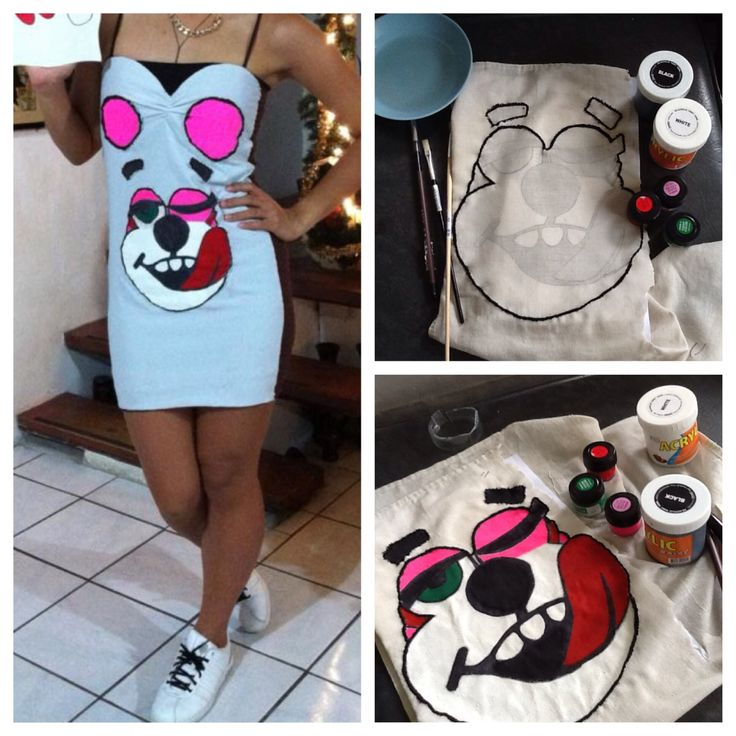 DIY Miley Cyrus costume