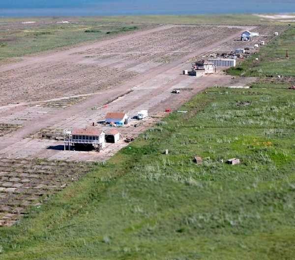 Abandon Pierce Airfield...Corpus Christi Tx In 2019