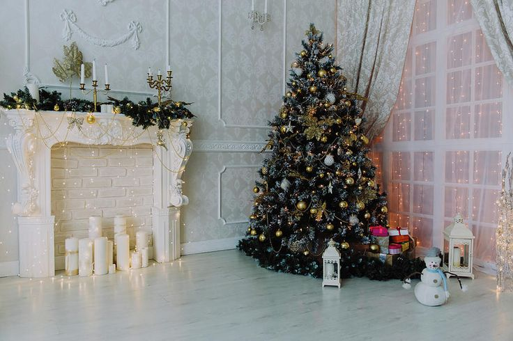 Apartment Photograph - Christmas Home by NadyaEugene Photography