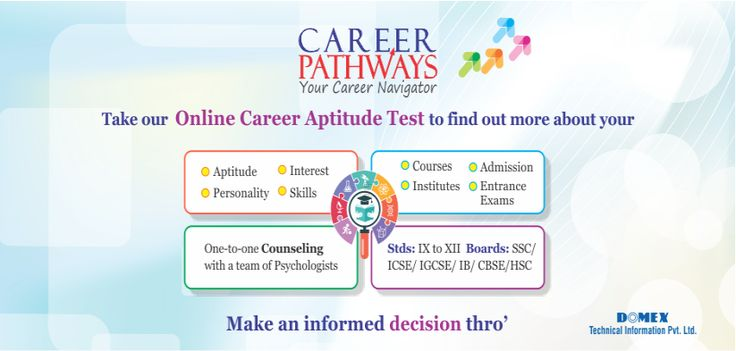 Career Aptitude Test For High School and Graduate Students on Whats