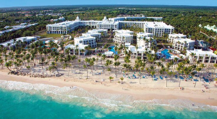 Riu Palace Bavaro, Punta Cana, Dominican Republic AJ Rating ⭐️⭐️ of 5.