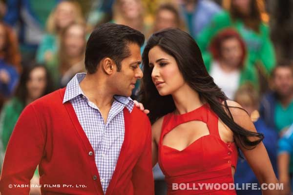#EKTHATIGER stills: #SalmanKhan, #KatrinaKaif share awesome chemistry--One of the most awaited films of the year, Ek Tha Tiger is Salman Khan and Katrina Kaif's first movie together after their much-publicised breakup. There is no doubt that the two are looking their individual bests in this thriller, but what has us sighing is the fact that they look awesome together. Who would believe that these two are no longer seeing each other?