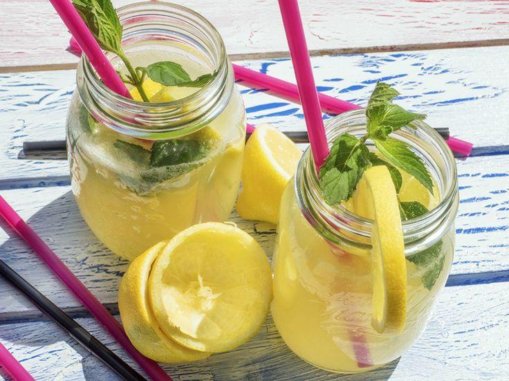 Limonade à l'eau de coco