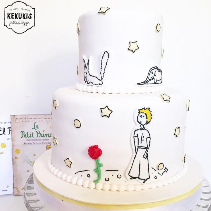 The Little Prince Cake #thelittleprince #elprincipito #cake #torta #pastry…