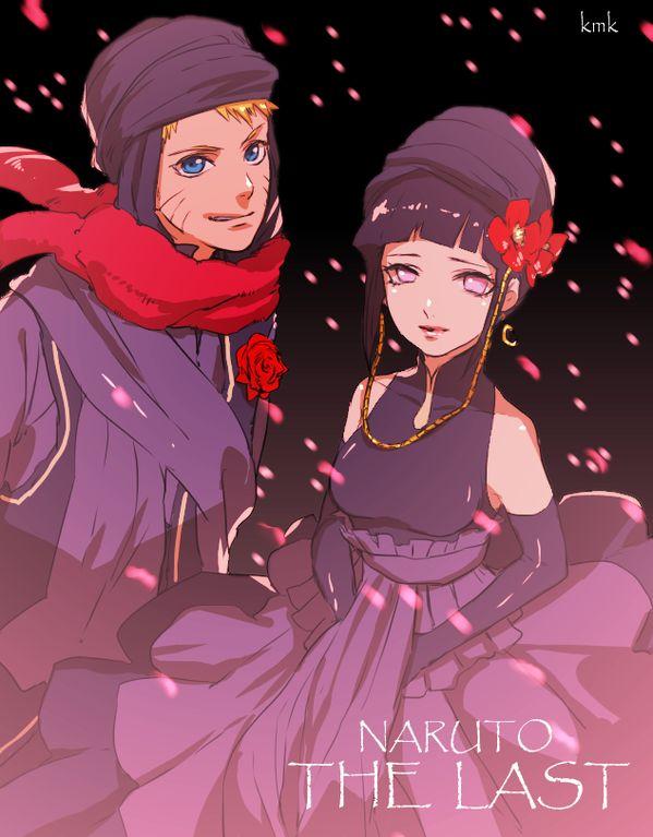 #Naruto The Last