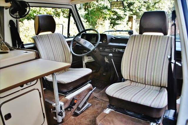 Hemmings Find of the Day – 1982 Volkswagen Vanagon Westfalia camper | Hemmings Daily