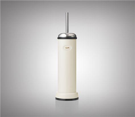 Vipp 11 toalettbørste i årets farge 2015 Anniversary White. Den originale fargen fra 1939.