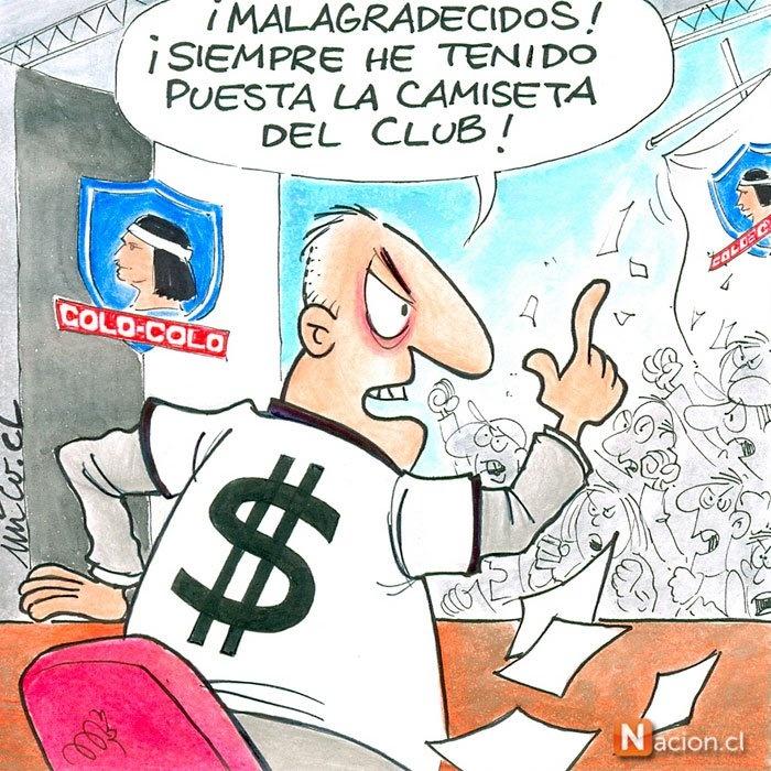 Fútbol y S.A.: Crisis en #ColoColo