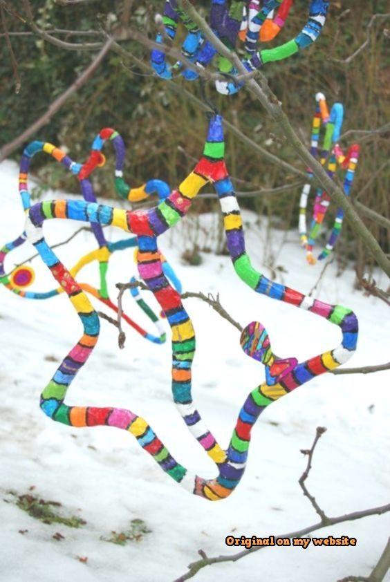 Kunst Ideen – Verschiedene Unterrichtsbeispiele zu Niki de Saint Phalle im Kunstunterricht , 4… #artideas #art