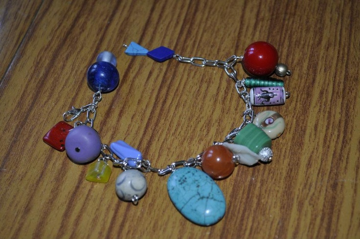 charm bracelet.        i will be opening my Etsy store in the next month or two.. keep your eye open or let me know if you want info! :)