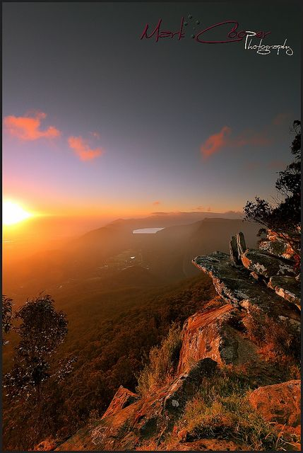 Boroko Lookout, Grampians National Park, Victoria, Australia