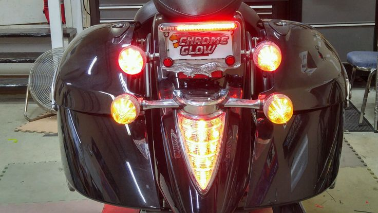 190 Best Images About Motorcycle Lighting On Pinterest