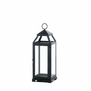Small Lean U0026 Sleek Candle Lantern