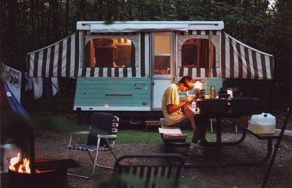 pop tent.