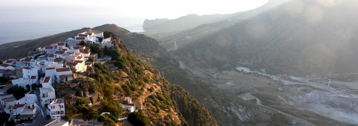 Nisyros - Village of Nikia