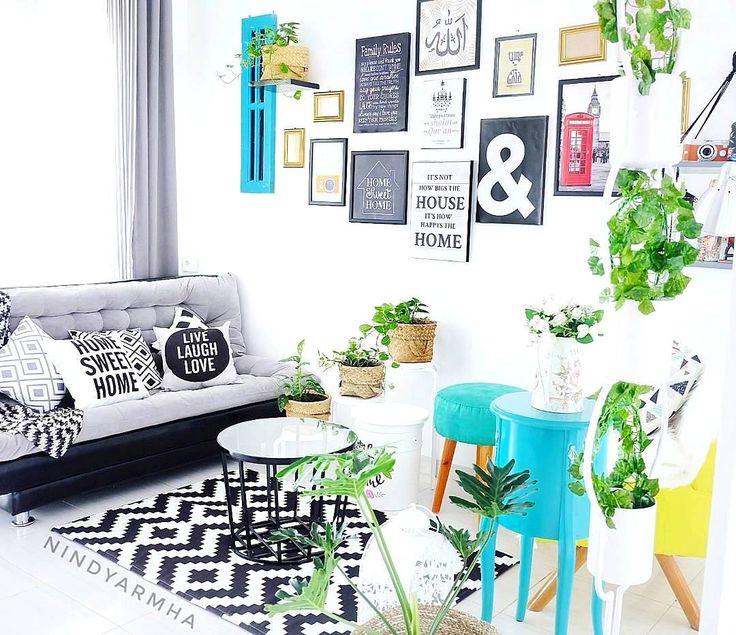 Desain Interior Ruang Tamu Sofa Ruang Tamu