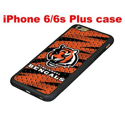 Cincinnati Bengals iPhone 6 Classic Football Pebble Grain Case