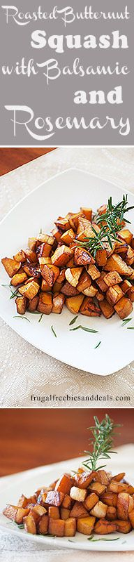 This is a great holiday dish, but really it is a unique way to serve butternut squash anytime.